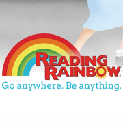 am reading rainbow